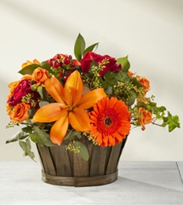 The Harvest Memories� Basket in Sapulpa OK, Neal & Jean's Flowers & Gifts, Inc.