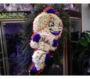 Mr. Met in Freehold NJ, Especially For You Florist & Gift Shop