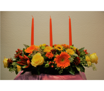 Autumn Glow in Arcata CA, Country Living Florist & Fine Gifts
