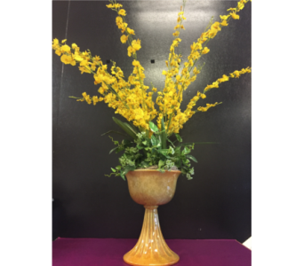 Permanent Botanical Oncidium Orchids in Kissimmee FL, Golden Carriage Florist