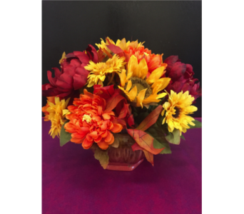Permanent Botanical Autumn Wishes in Kissimmee FL, Golden Carriage Florist