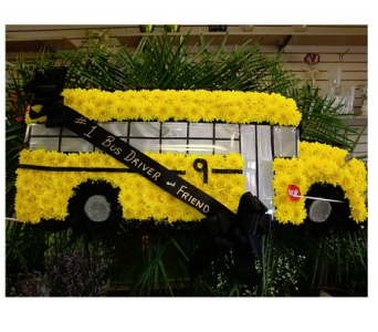 School Bus in Freehold NJ, Especially For You Florist & Gift Shop