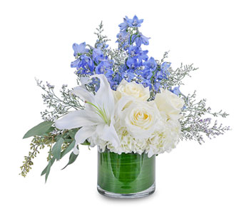 Calm and Cool in Spartanburg SC, A-Arrangement Florist