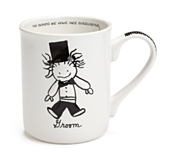 Mugs-Groom in Alliston, New Tecumseth ON, Bern's Flowers & Gifts