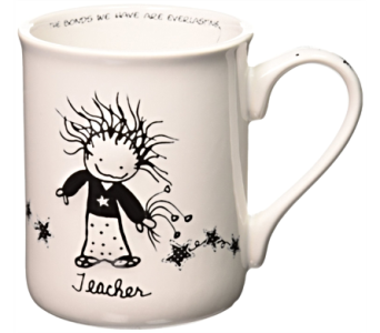 Mugs-Teacher in Alliston, New Tecumseth ON, Bern's Flowers & Gifts