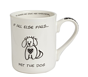 Mugs-Dog in Alliston, New Tecumseth ON, Bern's Flowers & Gifts