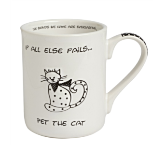 Mugs-Cat in Alliston, New Tecumseth ON, Bern's Flowers & Gifts