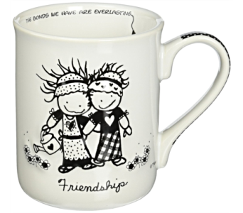 Mugs-Friendship in Alliston, New Tecumseth ON, Bern's Flowers & Gifts