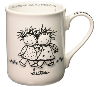 Mugs-Sisters in Alliston, New Tecumseth ON, Bern's Flowers & Gifts