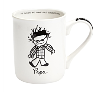 Mugs-Papa in Alliston, New Tecumseth ON, Bern's Flowers & Gifts
