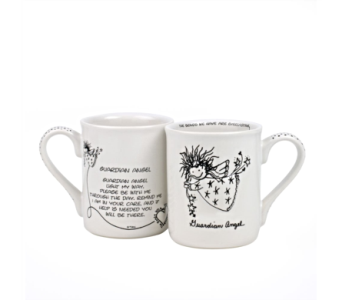 Mugs-Guardian Angel in Alliston, New Tecumseth ON, Bern's Flowers & Gifts
