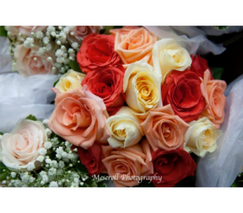 Mixed Roses Bouquet in Freehold NJ, Especially For You Florist & Gift Shop