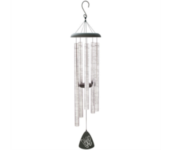 Carsons 44 Sonnet Wind Chime - Life's Moments in Hendersonville TN, Brown's Florist