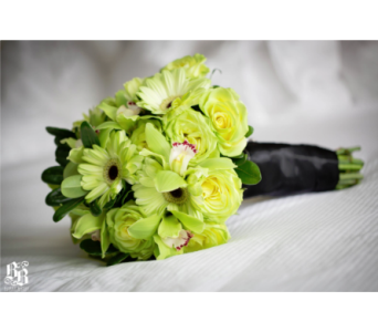 Shades of Green Bouquet in Freehold NJ, Especially For You Florist & Gift Shop