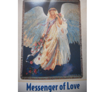 Messager of Love Tapestry in Johnstown PA, Schrader's Florist & Greenhouse, Inc