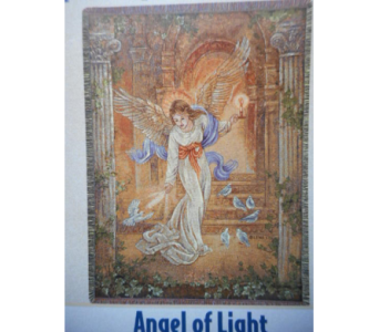 Angel of Light Tapestry in Johnstown PA, Schrader's Florist & Greenhouse, Inc