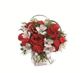 Holiday Hopes Bouquet in Ajax ON, Reed's Florist Ltd