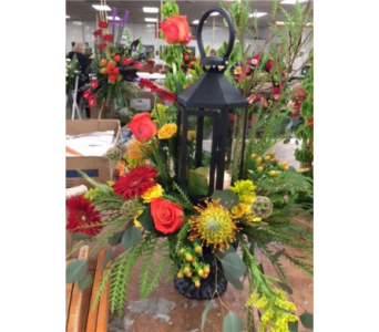 Shine Your Light Bouquet in Noblesville IN, Adrienes Flowers & Gifts
