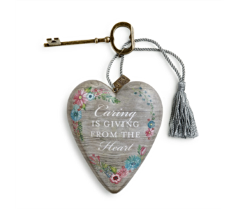Ornaments-Art Heart, Caring in Alliston, New Tecumseth ON, Bern's Flowers & Gifts