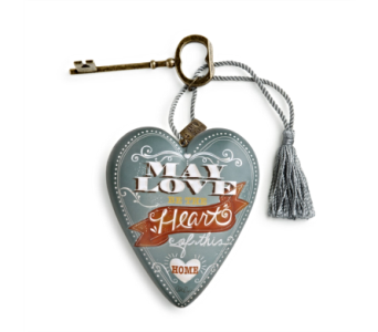Ornaments-Art Heart, Heart Of This Home in Alliston, New Tecumseth ON, Bern's Flowers & Gifts