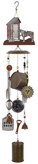 Wind Chime *Outhouse* in Nashville TN, Emma's Flowers & Gifts, Inc.