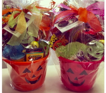 Custom Pumpkin Gift Baskets  in Needham MA, Needham Florist