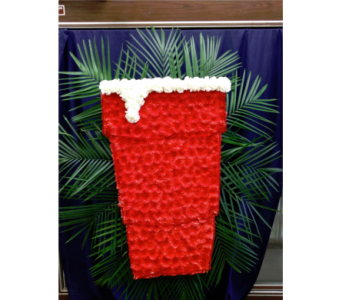 Red Solo Cup in Freehold NJ, Especially For You Florist & Gift Shop