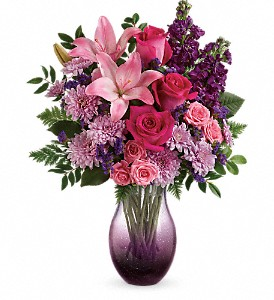 Teleflora's All Eyes On You Bouquet in The Woodlands TX, Rainforest Flowers