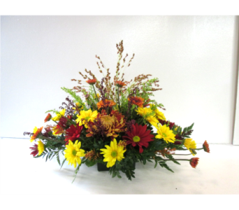 Classic Centerpiece in Worcester MA, Holmes Shusas Florists, Inc