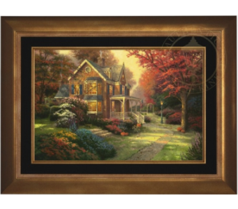 Victorian Autumn by Thomas Kinkade $ 995.00 in Huntington WV, Archer's Flowers and Gallery
