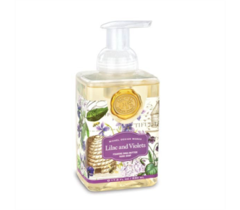 Lilac and Violets Hand Soap in Virginia Beach VA, Fairfield Flowers