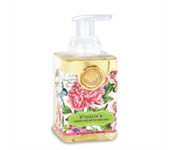 Peony Foaming Hand Soap in Virginia Beach VA, Fairfield Flowers