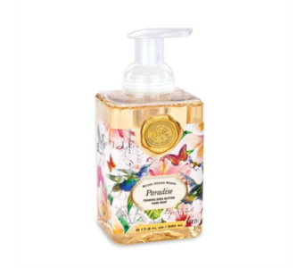 Paradise Foaming Hand Soap in Virginia Beach VA, Fairfield Flowers