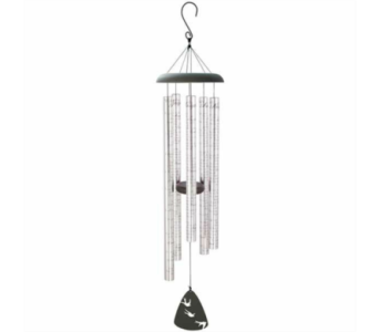 Carsons 44 Sonnet Wind Chime - With the Angels in Hendersonville TN, Brown's Florist