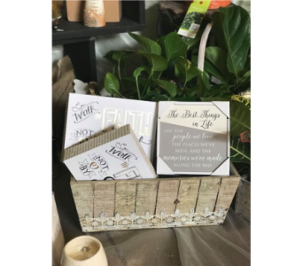 Plaques in Nashville TN, Emma's Flowers & Gifts, Inc.