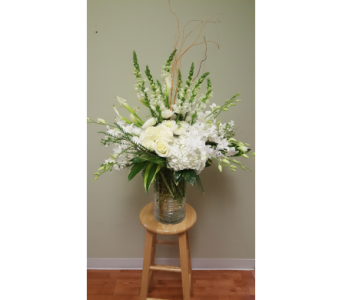 Custom Arrangement in Tampa FL, Buds, Blooms & Beyond