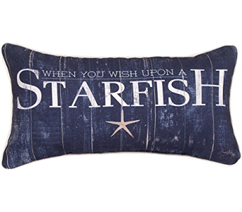 Starfish Wish Pillow in Bonita Springs FL, Heaven Scent Flowers Inc.