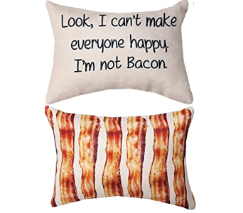 Bacon Pillow in Bonita Springs FL, Heaven Scent Flowers Inc.