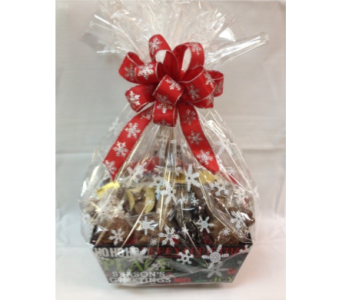 Holiday Chocolate Basket in Richmond MI, Richmond Flower Shop