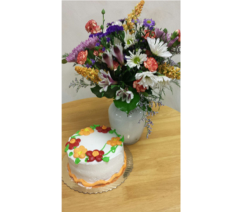 Celebration Cake in Hatfield PA, Hatfield Florist