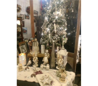 Shop Tour in Loudonville OH, Four Seasons Flowers & Gifts
