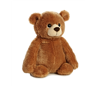 Tummy Bear - Brown in Alliston, New Tecumseth ON, Bern's Flowers & Gifts