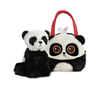 Bright Eyes Panda in Alliston, New Tecumseth ON, Bern's Flowers & Gifts