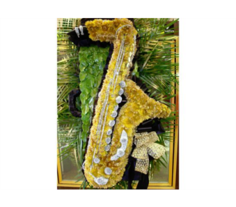 Saxophone in Freehold NJ, Especially For You Florist & Gift Shop