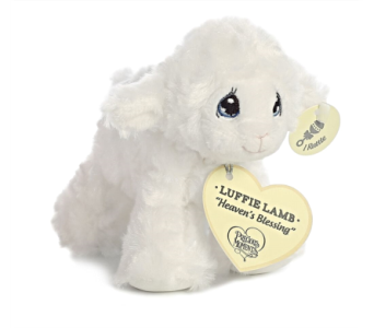 Luffie Lamb White in Alliston, New Tecumseth ON, Bern's Flowers & Gifts