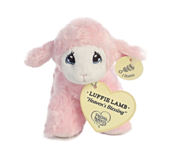 Luffie Lamb Pink in Alliston, New Tecumseth ON, Bern's Flowers & Gifts