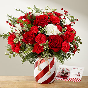 FTD Holiday Wishes Bouquet 2017 in Corunna ON, LaPier's Flowers