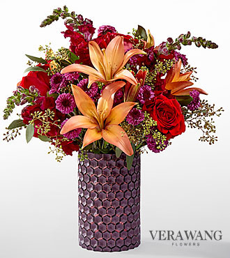 Autumn Harvest By Vera Wang in Kingsport TN, Holston Florist Shop Inc.