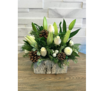 Arrangement 4 in Pickering ON, Violet Bloom's Fresh Flowers