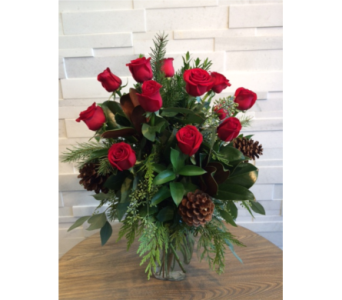 Arrangement 7  in Pickering ON, Violet Bloom's Fresh Flowers